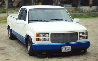 Peter's 1991 GMC