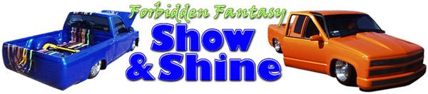 Forbidden Fantasy's Show & Shine