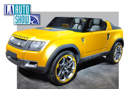 2011 LA Auto Show Photos