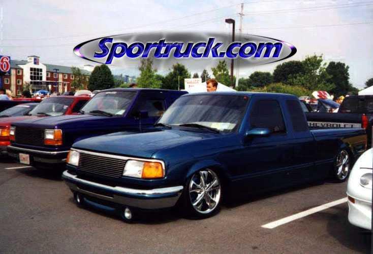 Sportruck Com Southern Mini Truckin Nationals 98