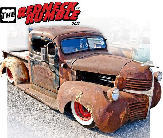 Redneck Rumble 2014