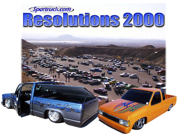 Sportruck.com Presents - Resolutions 2000