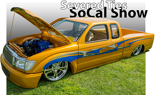 Severed Ties SoCal Show 2012