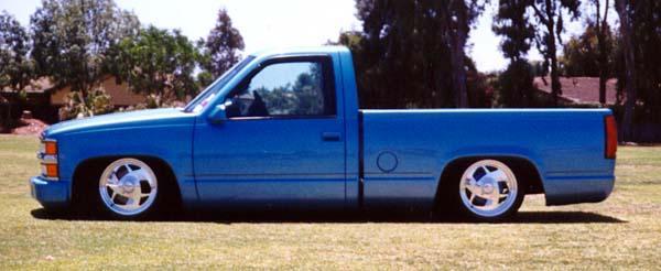 '95 Chevy C-1500