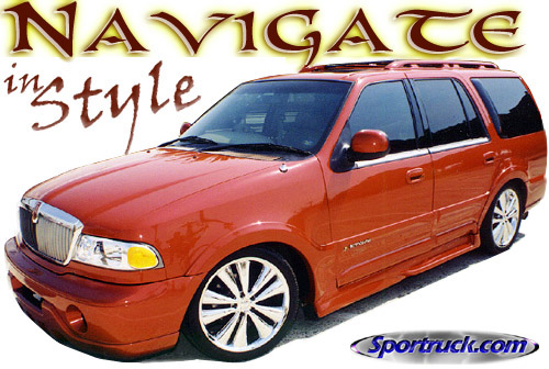 Navigate in Style