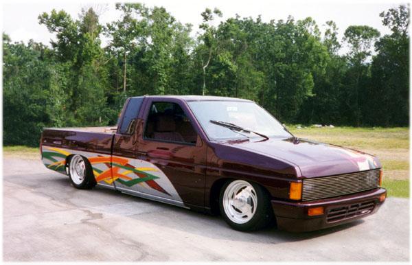 Scott's '86 Nissan
