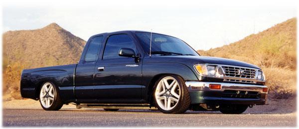 Tim's 1995 Toyota Tacoma