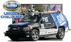 2007 DARPA Urban Challenge Tahoe