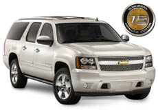 2010 Chevrolet Suburban Diamond Edition