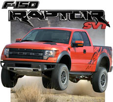 2010 Ford SVT Raptor