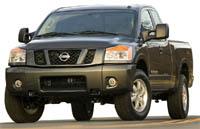 2010 Nissan Titan Recall