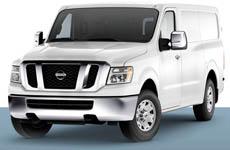 2011 Nissan NV Van