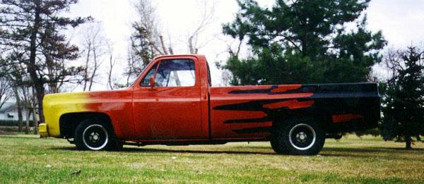 '76 Chevrolet Silverado