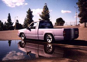 Rear Side View