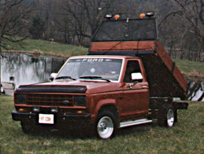 '83 Ford Ranger