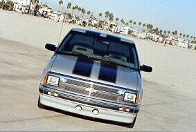 '97 S-10 - Front View