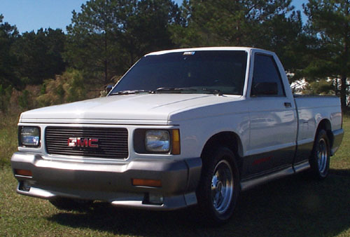 '92 Sonoma GT - Front View