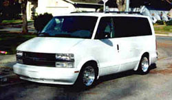 Slam Van